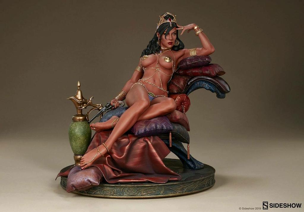 Statuette Dejah Thoris Premium Format 36cm 1001 figurines (3)