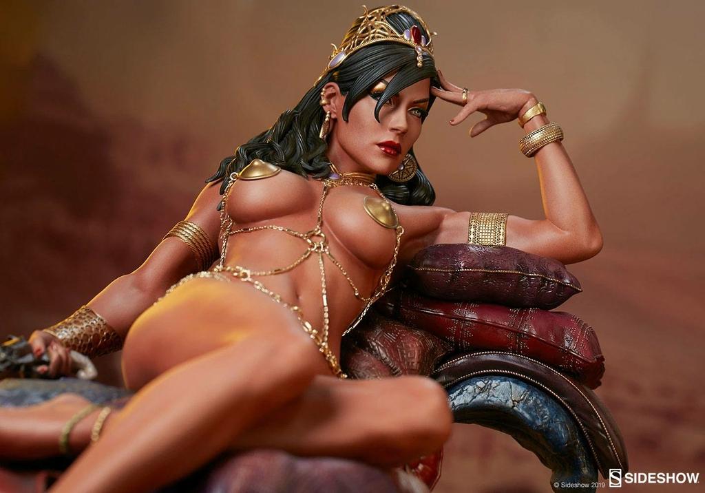 Statuette Dejah Thoris Premium Format 36cm 1001 figurines (4)