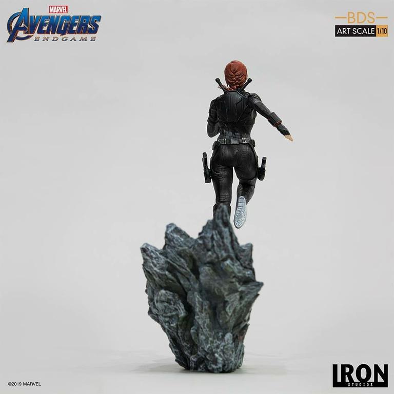 Statuette Avengers Endgame BDS Art Scale Black Widow 21cm 1001 Figurines (3)