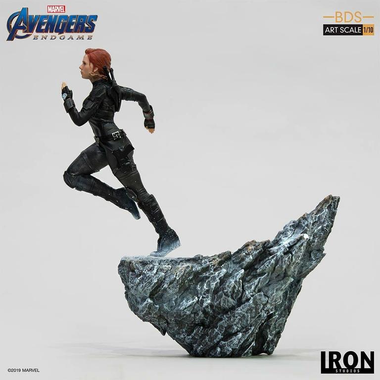 Statuette Avengers Endgame BDS Art Scale Black Widow 21cm 1001 Figurines (4)
