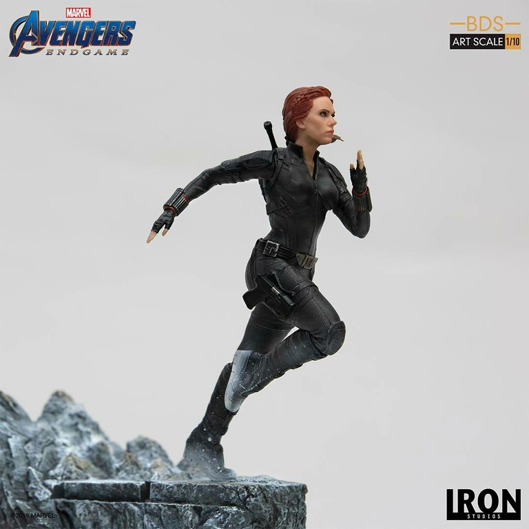 Statuette Avengers Endgame BDS Art Scale Black Widow 21cm 1001 Figurines (5)