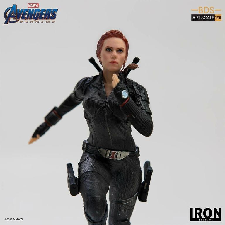 Statuette Avengers Endgame BDS Art Scale Black Widow 21cm 1001 Figurines (6)