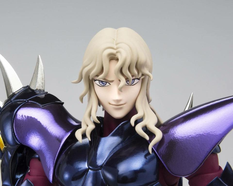 Figurine Saint Seiya Myth Cloth Ex Dubhe Siegfried 18cm 1001 figurines (3)
