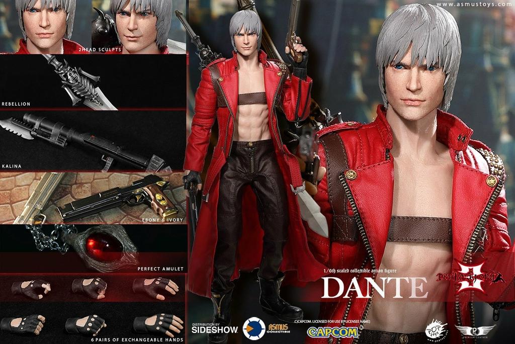 Figurine Devil May Cry 3 Dante 32cm 1001 figurines (6)
