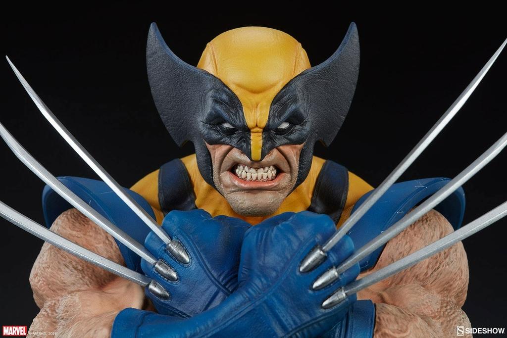 Buste Marvel Comics Wolverine 23cm 1001 Figurines (7)