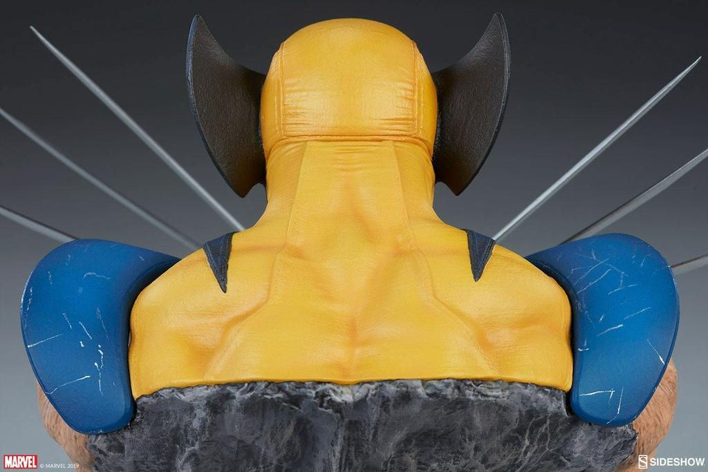 Buste Marvel Comics Wolverine 23cm 1001 Figurines (8)