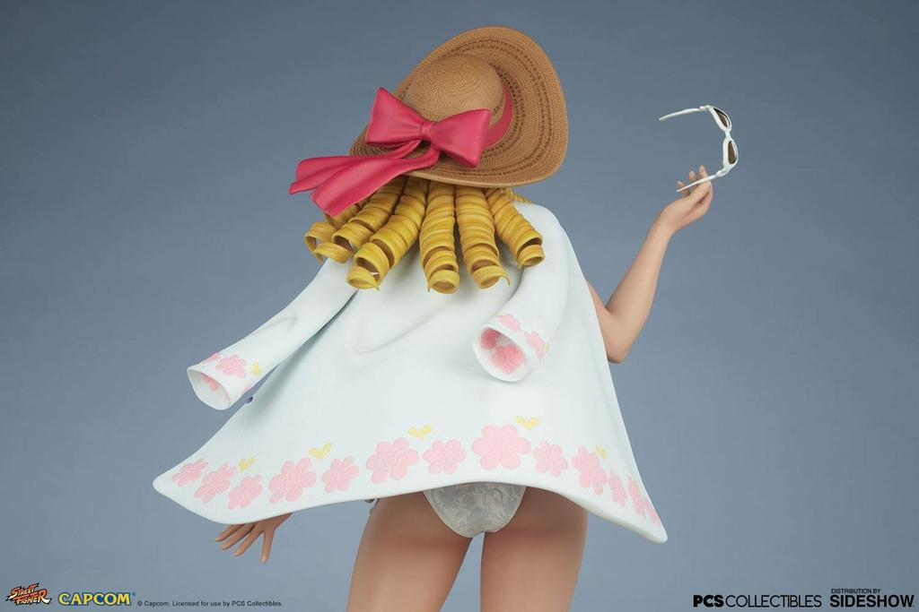 Statuette Street Fighter Karin Season Pass 43cm 1001 Figurines (16)
