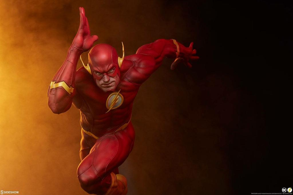 Statuette DC Comics Premium Format The Flash 43cm 1001 Figurines (2)