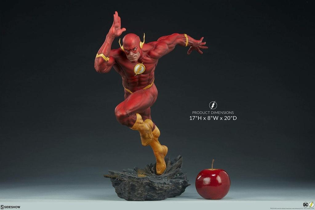 Statuette DC Comics Premium Format The Flash 43cm 1001 Figurines (4)
