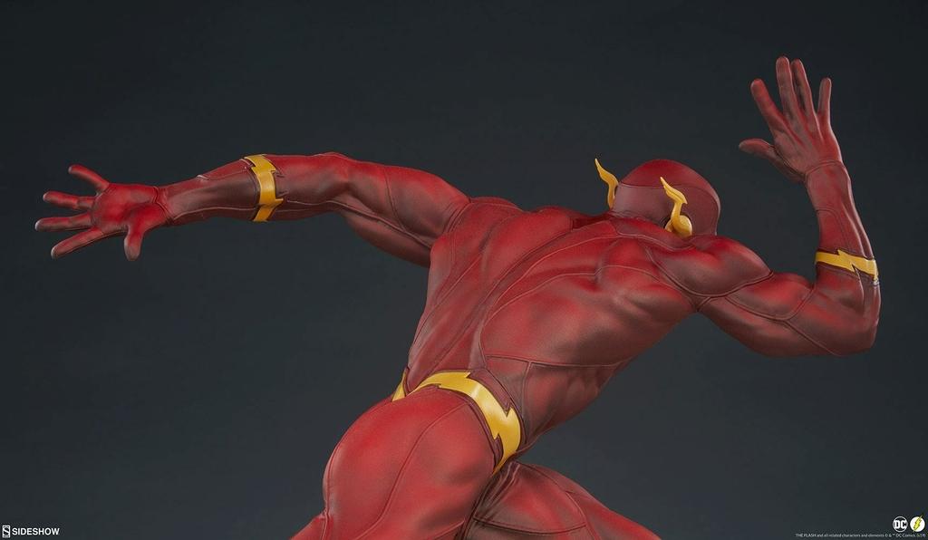 Statuette DC Comics Premium Format The Flash 43cm 1001 Figurines (14)