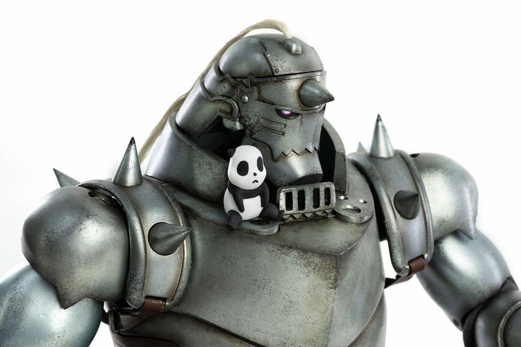 Figurine Fullmetal Alchemist Brotherhood Alphonse Elric 37cm 1001 Figurines (10)