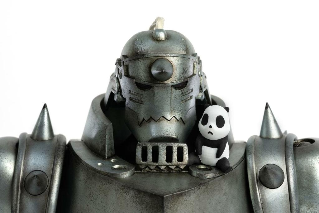 Figurine Fullmetal Alchemist Brotherhood Alphonse Elric 37cm 1001 Figurines (12)