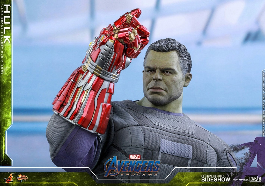 Figurine Avengers Endgame Movie Masterpiece Hulk 39cm 1001 Figurines (5)