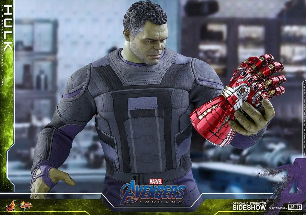 Figurine Avengers Endgame Movie Masterpiece Hulk 39cm 1001 Figurines (6)