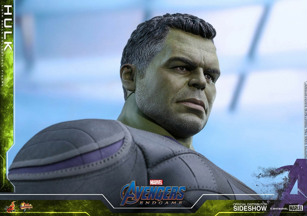 Figurine Avengers Endgame Movie Masterpiece Hulk 39cm 1001 Figurines (10)