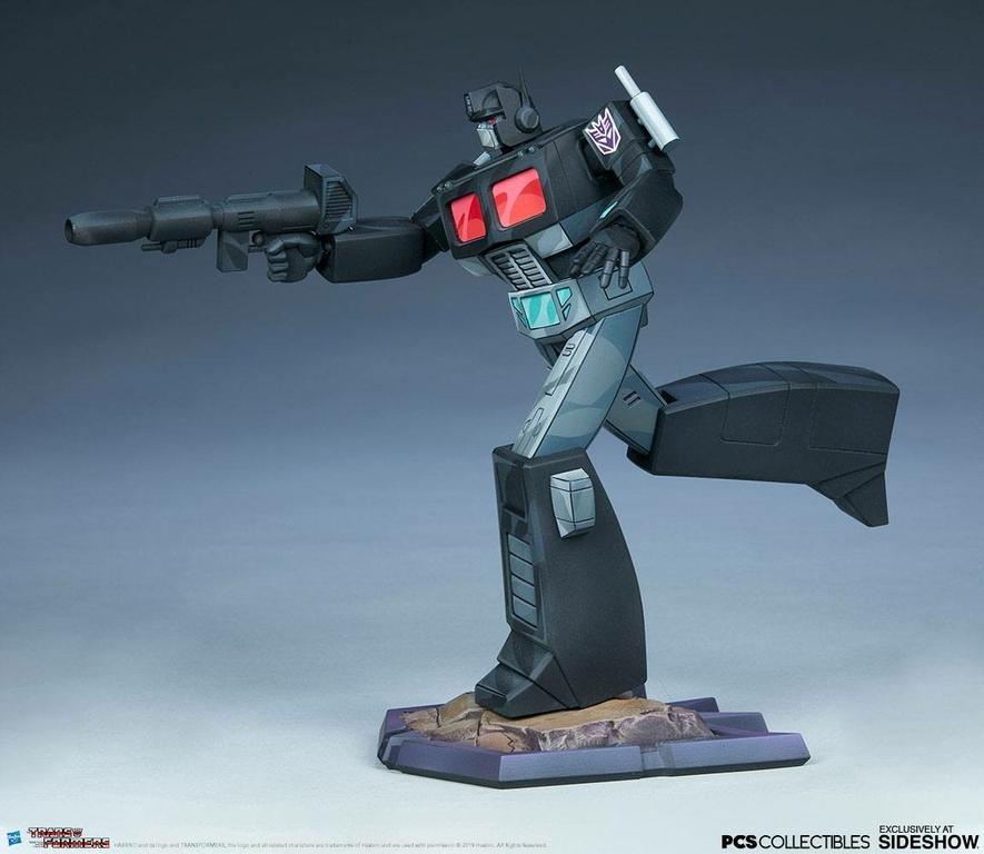 Statuette Transformers Classic Scale Nemesis Prime 25cm 1001 FIGURINES (6)