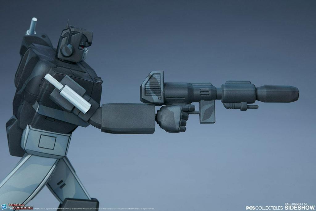 Statuette Transformers Classic Scale Nemesis Prime 25cm 1001 FIGURINES (12)
