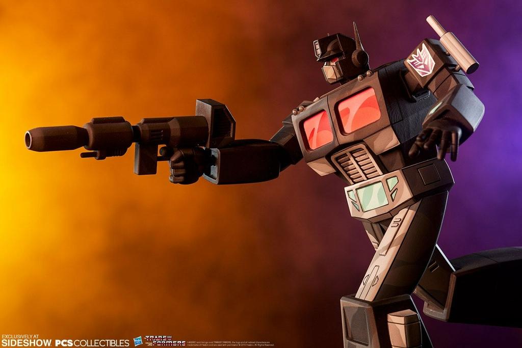 Statuette Transformers Classic Scale Nemesis Prime 25cm 1001 FIGURINES (17)