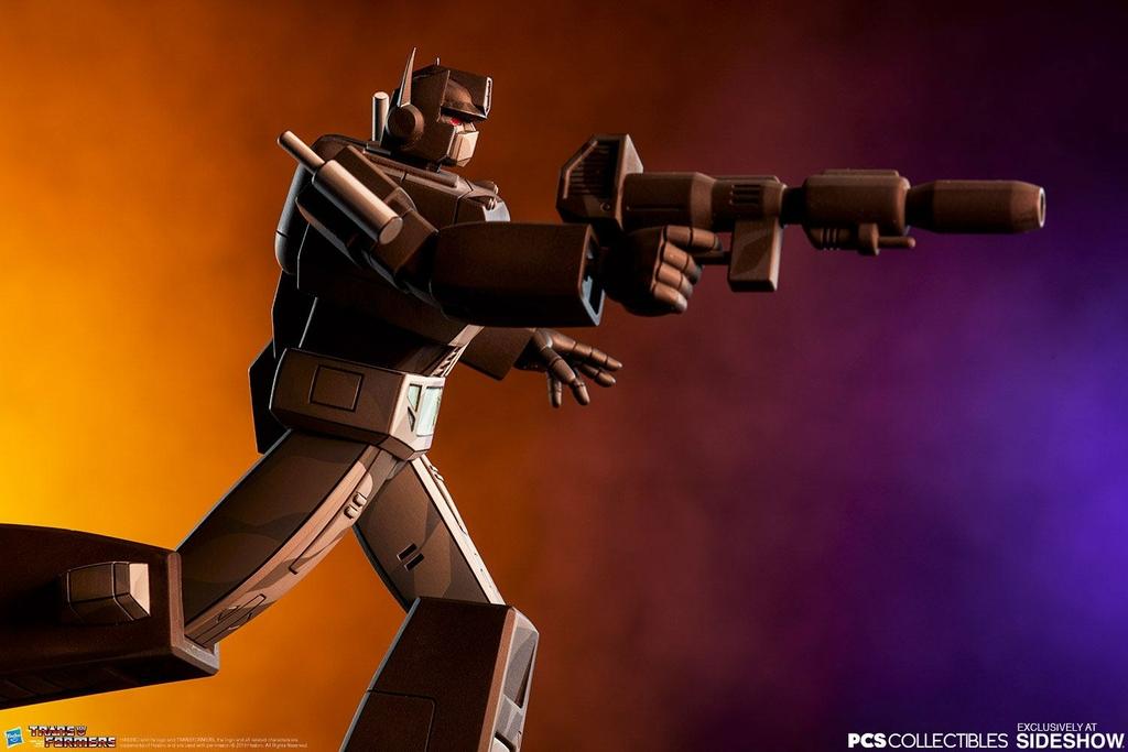 Statuette Transformers Classic Scale Nemesis Prime 25cm 1001 FIGURINES (18)