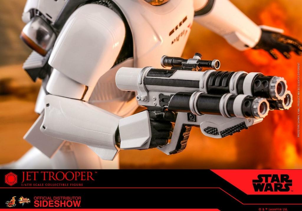 Figurine Star Wars Episode IX Movie Masterpiece Jet Trooper 31cm 1001 Figurines (9)