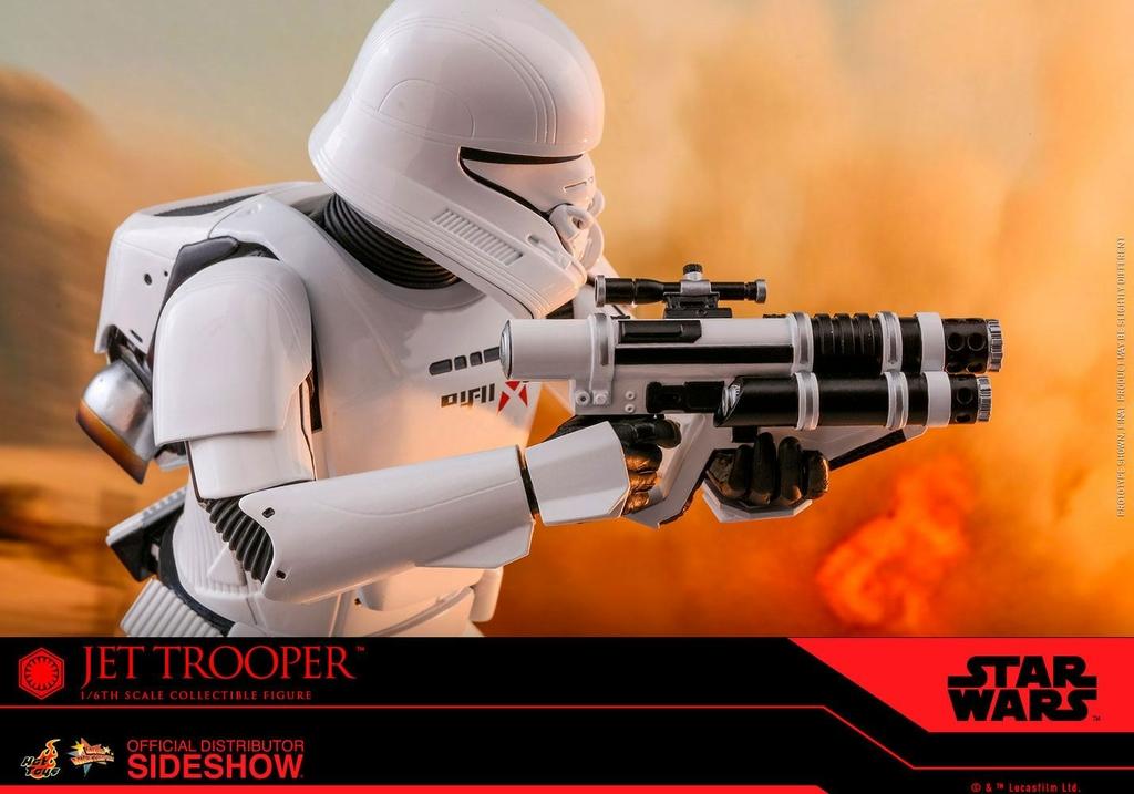 Figurine Star Wars Episode IX Movie Masterpiece Jet Trooper 31cm 1001 Figurines (11)