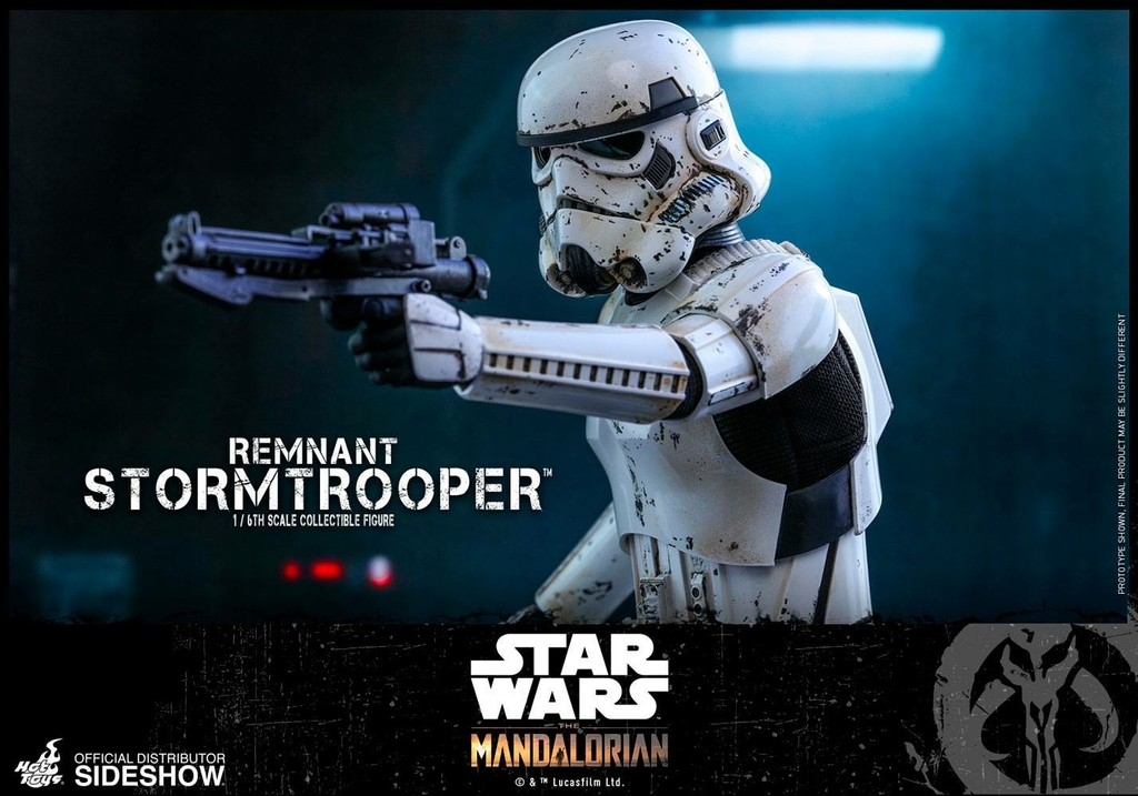 Figurine Star Wars The Mandalorian Remnant Stormtrooper 30cm 1001 Figurines (13)