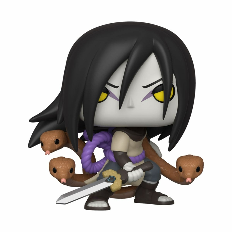 Figurine Naruto Funko POP! Orochimaru 9cm 1001 figurines