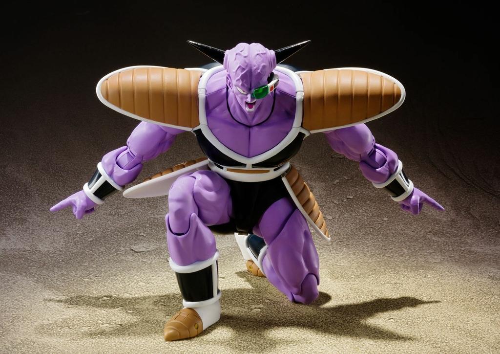 Figurine Dragon Ball Z S.H. Figuarts Ginyu 17cm 1001 Figurines (2)