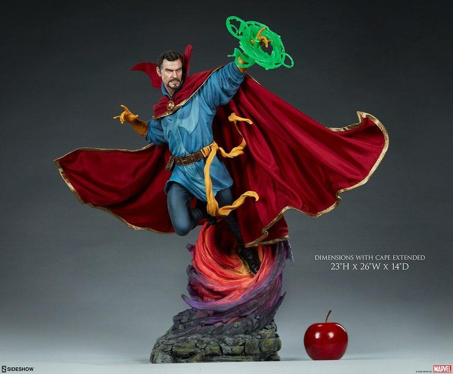 Statue Marvel Doctor Strange 58cm 1001 figurines (2)