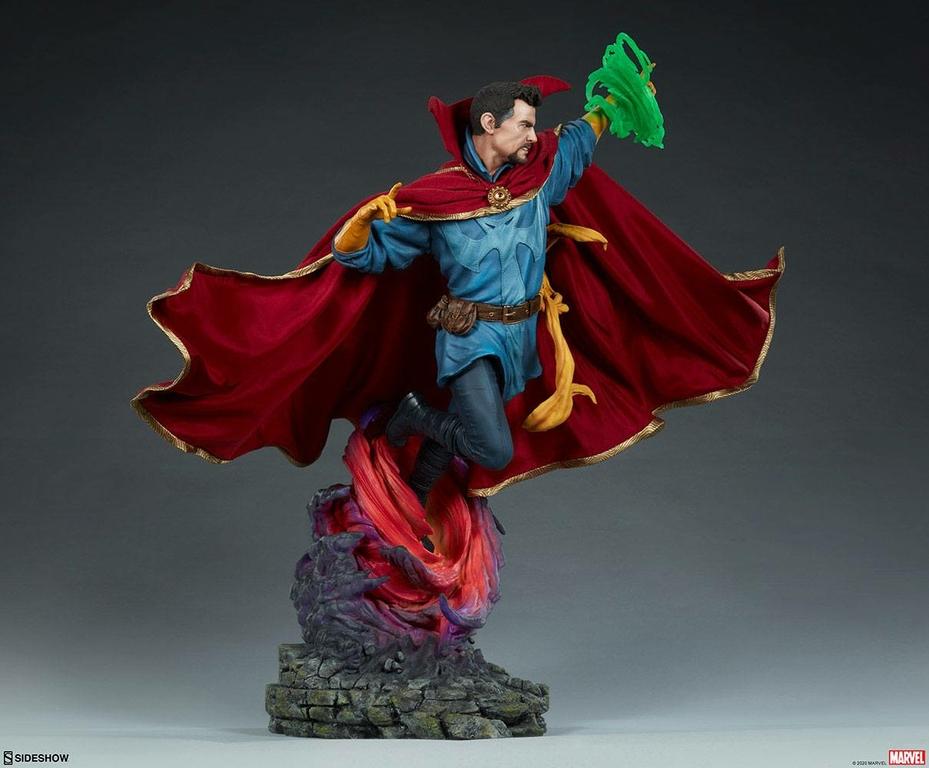 Statue Marvel Doctor Strange 58cm 1001 figurines (3)