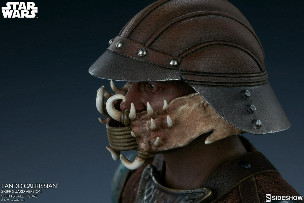 Figurine Star Wars Episode VI Lando Calrissian Skiff Guard Version 30cm 1001 Figurines (8)