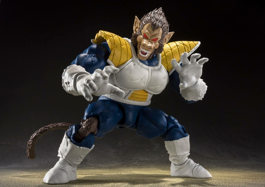 Figurine Dragon Ball Z S.H. Figuarts Great Ape Vegeta 35cm 1001 Figurines (1)