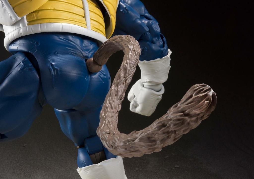 Figurine Dragon Ball Z S.H. Figuarts Great Ape Vegeta 35cm 1001 Figurines (6)