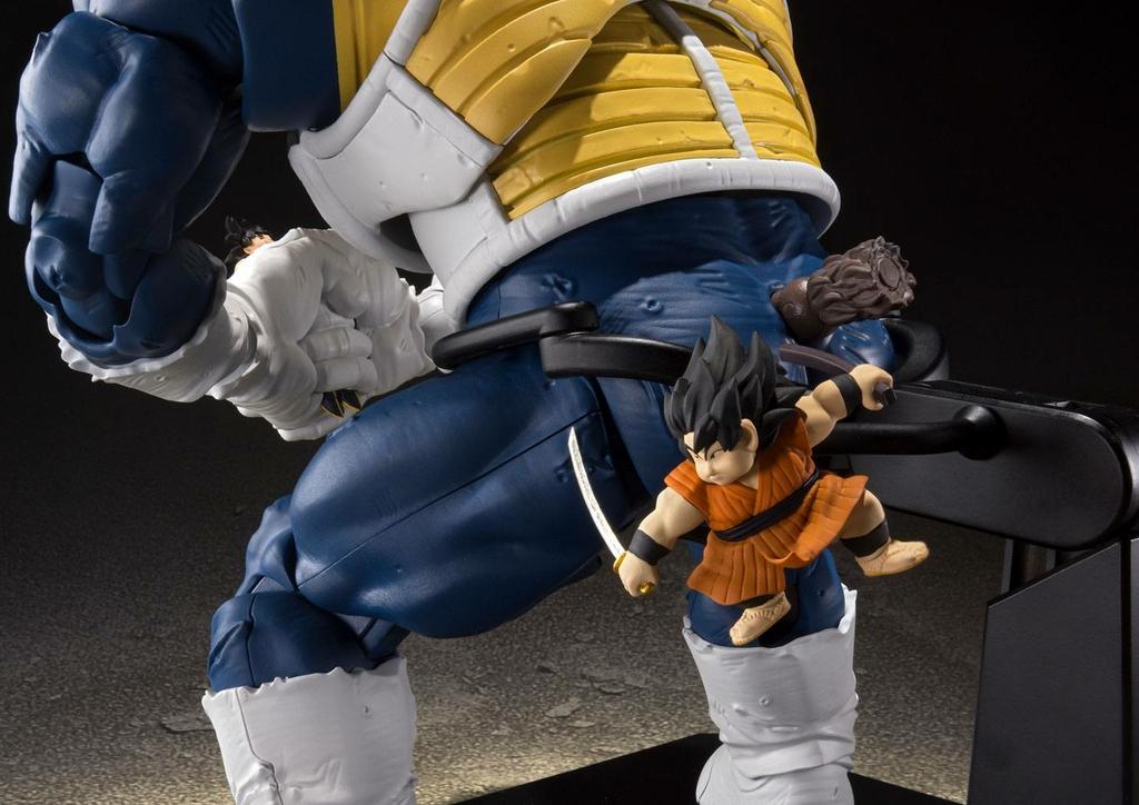 Figurine Dragon Ball Z S.H. Figuarts Great Ape Vegeta 35cm 1001 Figurines (9)