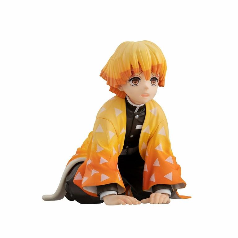 Statuette Demon Slayer Kimetsu no Yaiba G.E.M. Zenitsu Palm Size Edition 7cm 1001 Figurines (3)