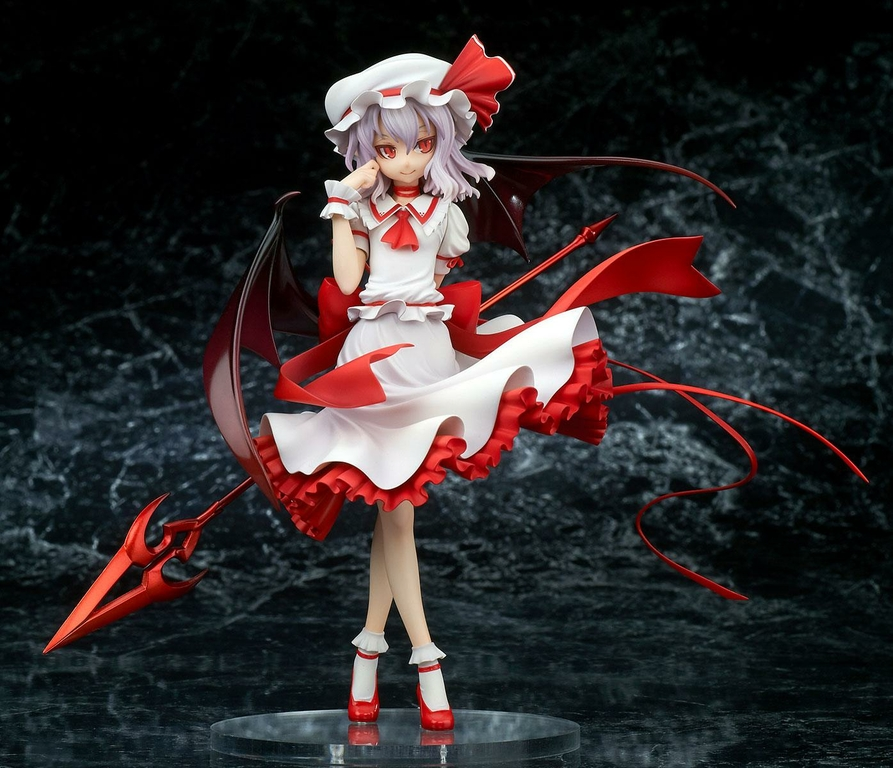 Statuette Touhou Project Remilia Scarlet Eternally Young Scarlet Moon Ver. 18cm 1001 Figurines (4)