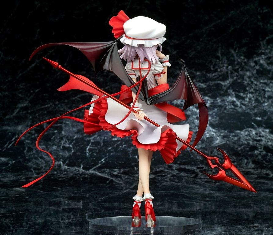 Statuette Touhou Project Remilia Scarlet Eternally Young Scarlet Moon Ver. 18cm 1001 Figurines (6)