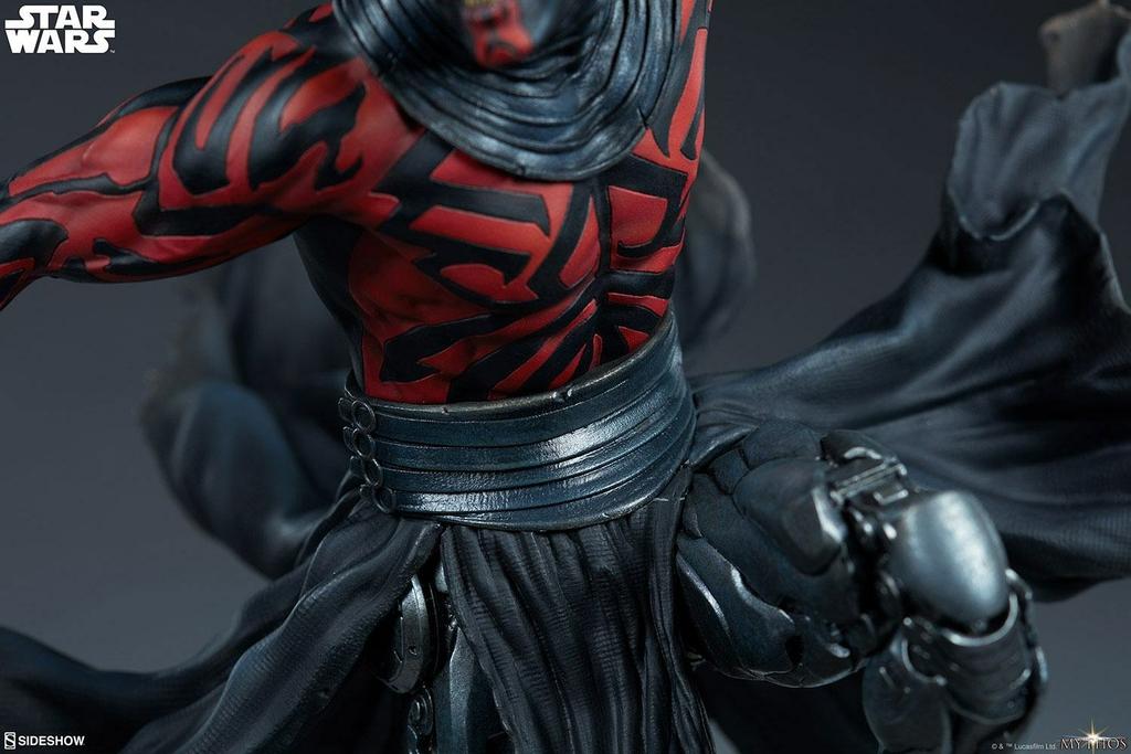 Statuette Star Wars Mythos Darth Maul 60cm 1001 figurines (20)