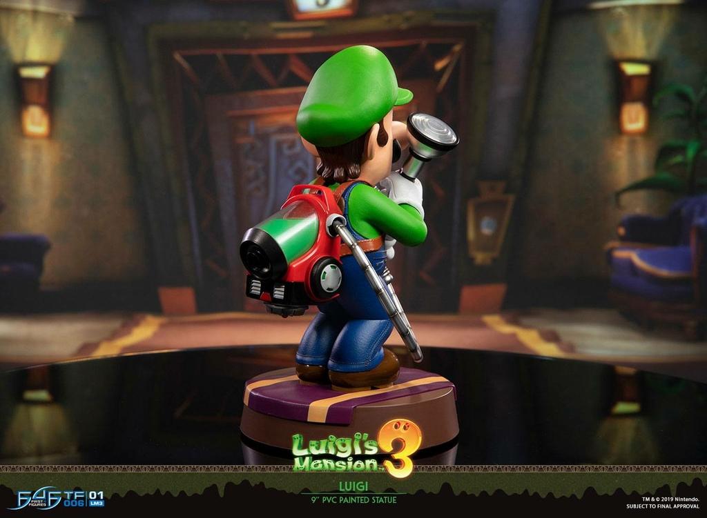 Statuette Luigis Mansion 3 Luigi 23cm 1001 figurines (4)