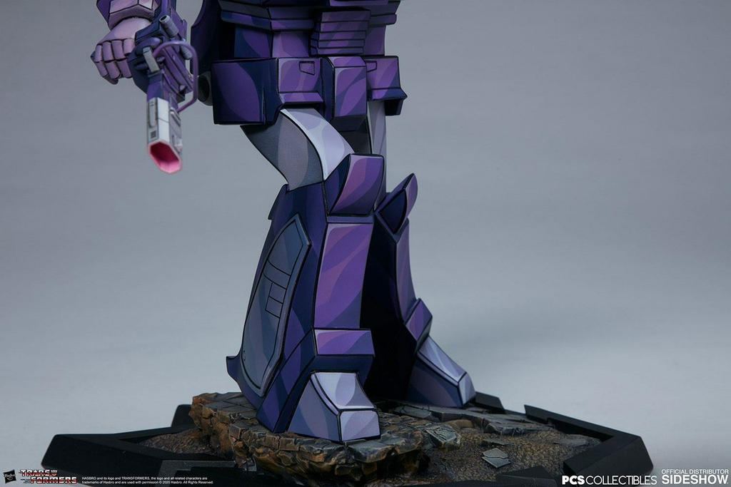 Statuette Transformers Classic Scale Shockwave 23cm 1001 Figurines (12)