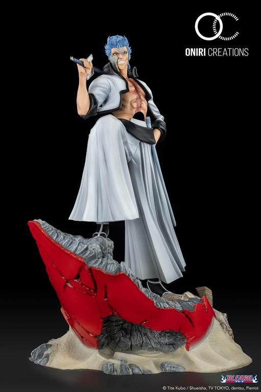 Statue Bleach Grimmjow Jaggerjack Oniri Creations 38cm 1001 Figurines 2