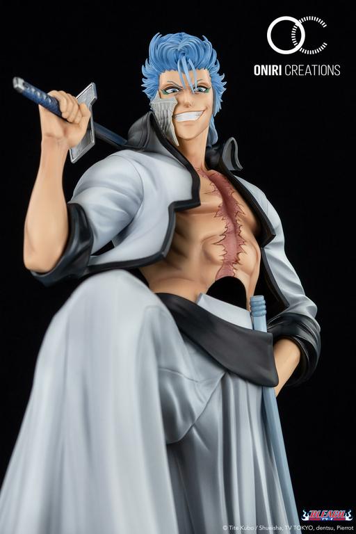 Statue Bleach Grimmjow Jaggerjack Oniri Creations 38cm 1001 Figurines 6