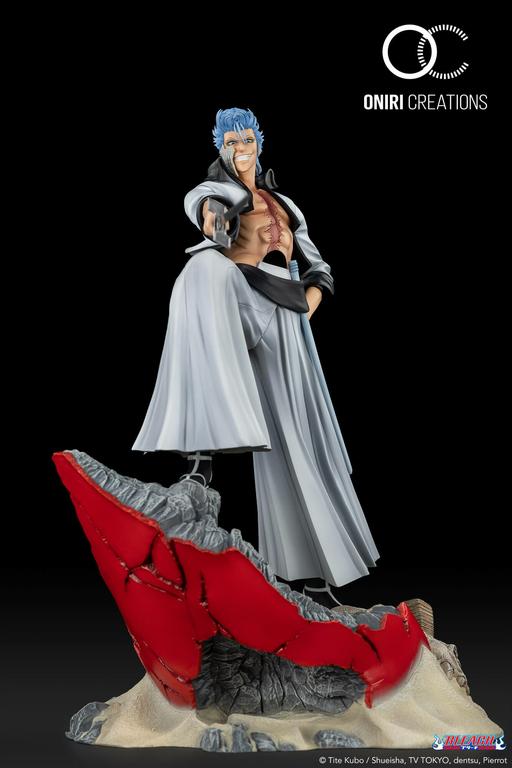 Statue Bleach Grimmjow Jaggerjack Oniri Creations 38cm 1001 Figurines 7