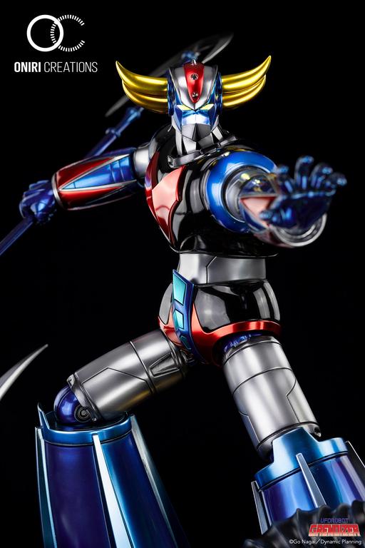 Statue Goldorak UFO Robot Grendizer Premium Oniri Creations 1001 Figurines  (12)