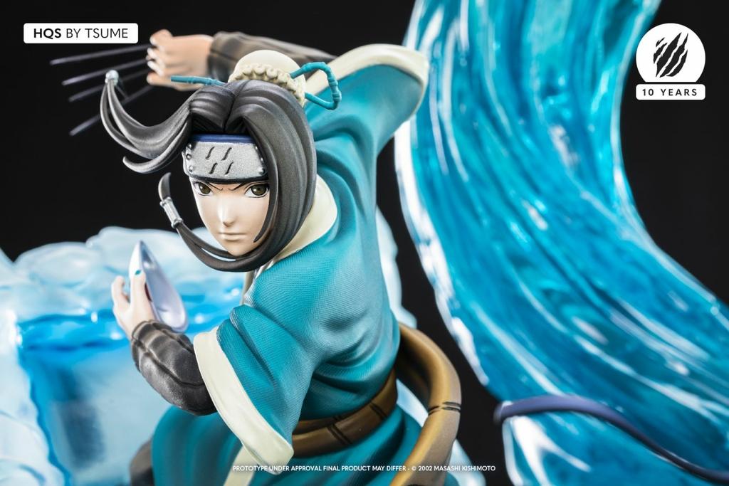 Statue Naruto Zabuza & Haku Tsume HQS 47cm 1001 Figurines 3