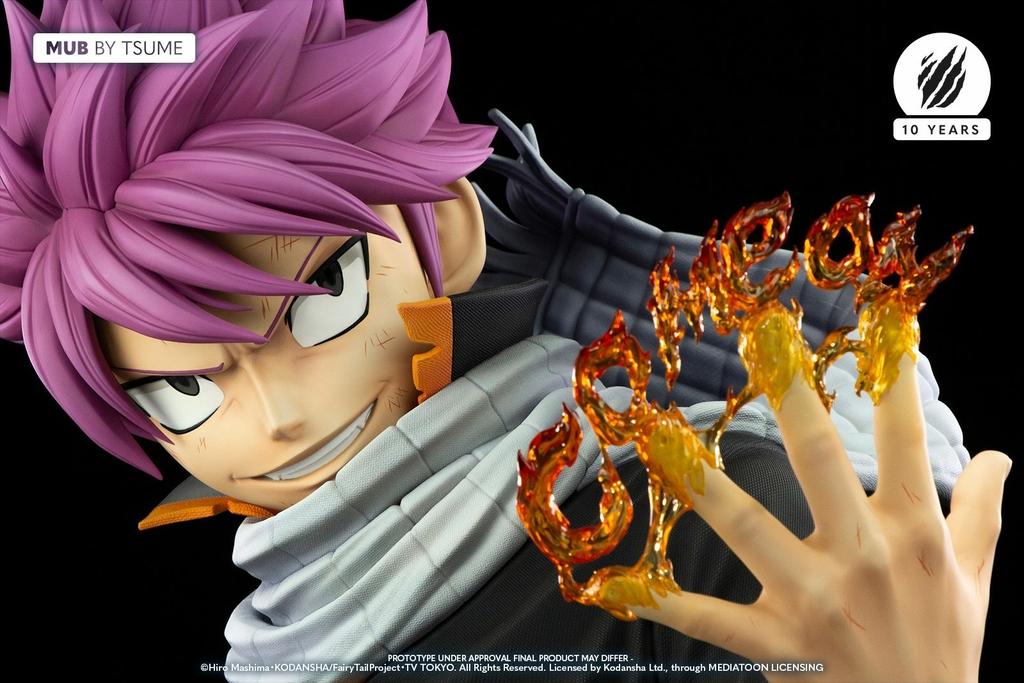 Buste Fairy Tail Natsu Dragnir Tsume MUB 75cm 1001 Figurines (15)