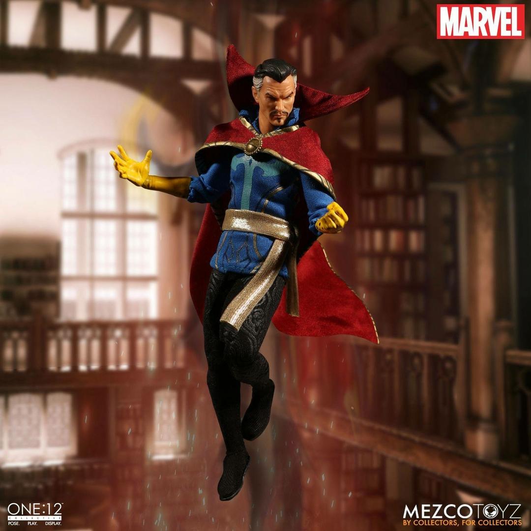 Figurine Marvel Universe Doctor Strange 16cm 1001 Figurines