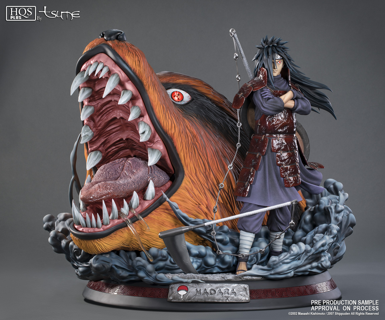 Statue Naruto Shippuden Madara Uchiha HQS+ by Tsume 1001 Figurines 1