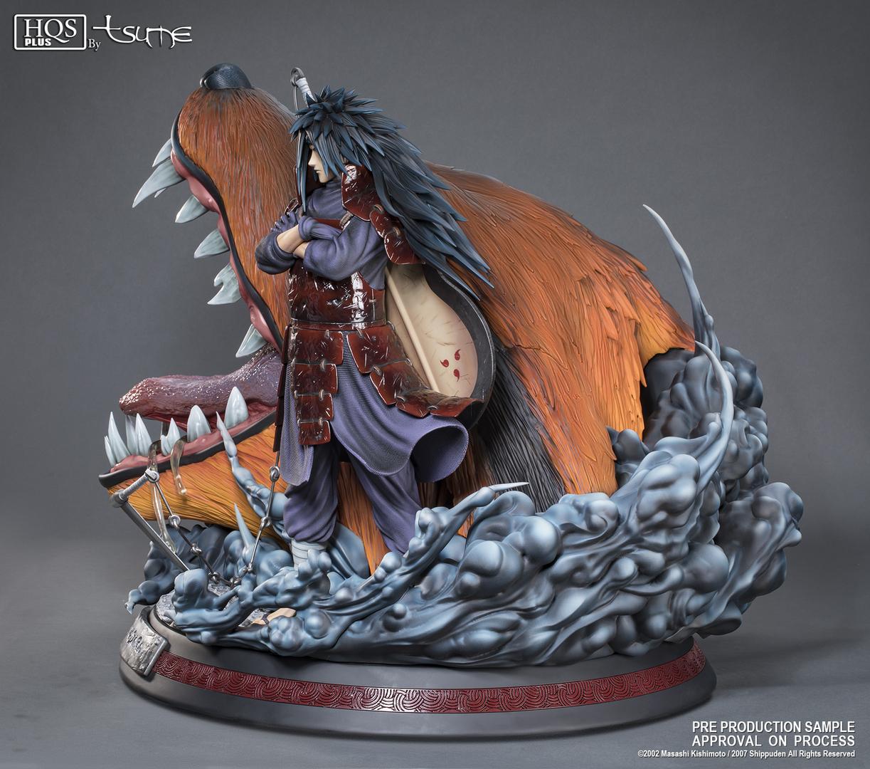 Statue Naruto Shippuden Madara Uchiha HQS+ by Tsume 1001 Figurines 7