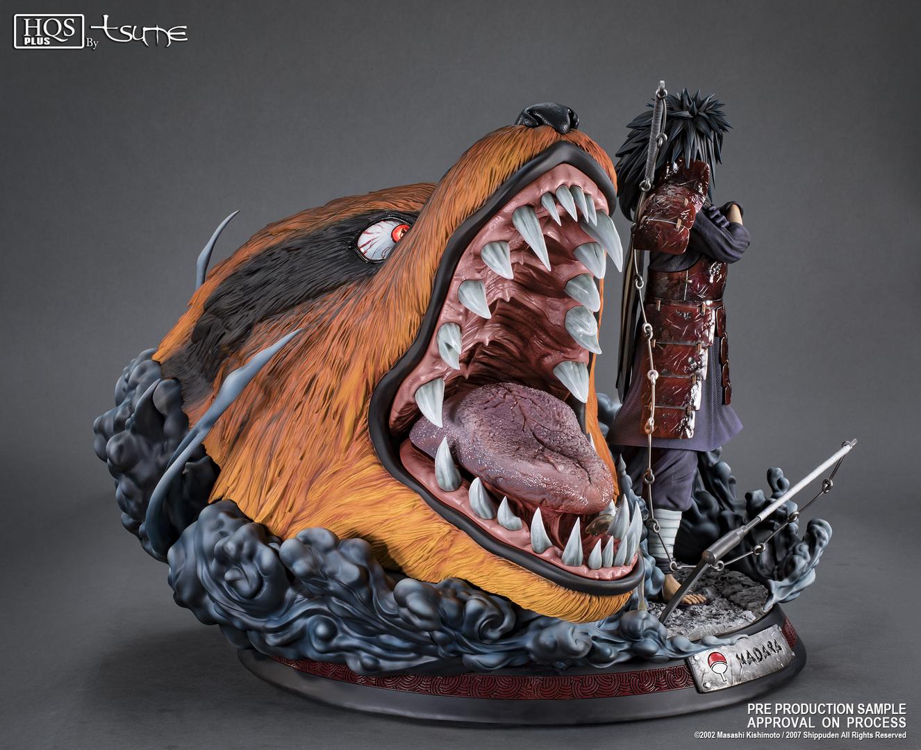 Statue Naruto Shippuden Madara Uchiha HQS+ by Tsume 1001 Figurines 9